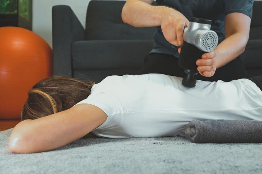 Vibrationsmassage
